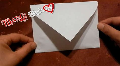 busta da lettere busta da lettera fai da te margistyle