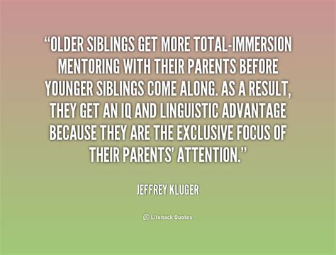 7 Things To About Being The Oldest Sibling by Sibling Quotes Weneedfun