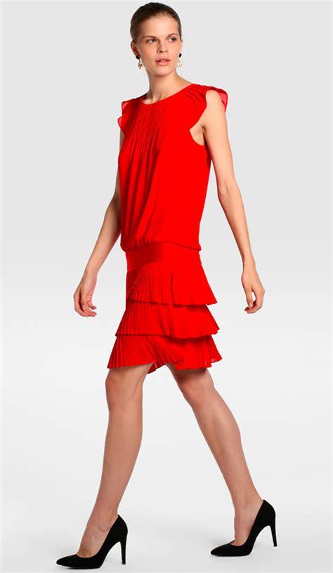 vestidos rojos corto 10 vestidos rojos baratos de para navidad