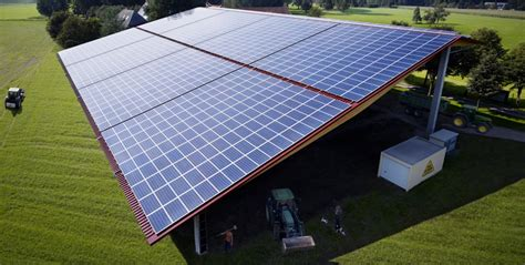 Hangar Photovoltaique Agricole by Offre Globale B 226 Timent Agricole Photovolta 239 Que Neonext