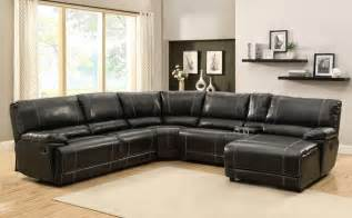 Leather Sectional Sofa With Chaise The Best Reclining Leather Sofa Reviews Leather Reclining