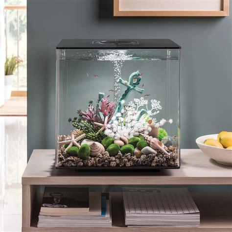 biorb cube  aquarium  led light  gallon black