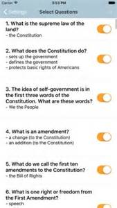 uscis 100 civics questions and answers with mp3 audio