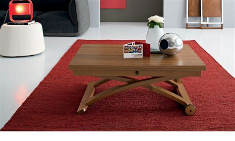 transformable coffee table wooden transformable tables transformable table