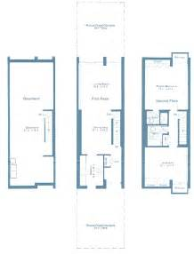 3 story townhouse floor plans carrollsburg a condominium floor plans
