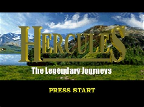 emuparadise hercules hercules the legendary journeys usa rom