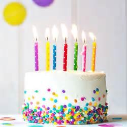 kuchen kerzen candles cake candles delights