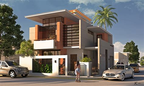 architectural home design  joon cunanan category private houses type exterior
