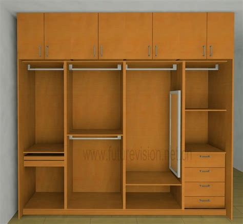 Garderobe Mit Schrank by Modern Bedroom Clothes Cabinet Wardrobe Design Abode