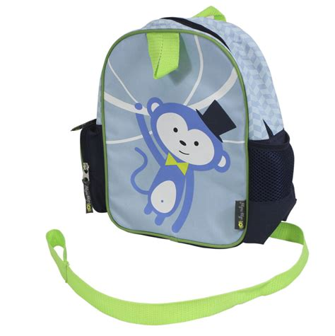 preschool happens kid backpack with harness itzy