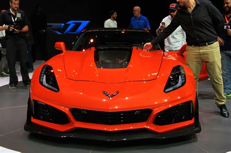 2019 Chevrolet Corvette Zr1 Is Gms Most Powerful Car by 755 Horsepower 2019 Chevy Corvette Zr1 Is The Fastest