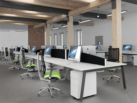open plan the pros and cons of open plan offices radius office blog