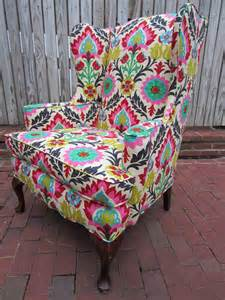 colorful accent chair accent chair lilac patterned chair patterns and fabrics