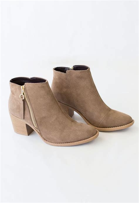 color booties best 25 suede booties ideas on ankle booties