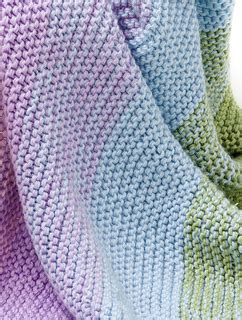 Garter Stitch Baby Blanket Pattern by Ravelry Gradient Garter Baby Blanket Pattern By Darlene Dale