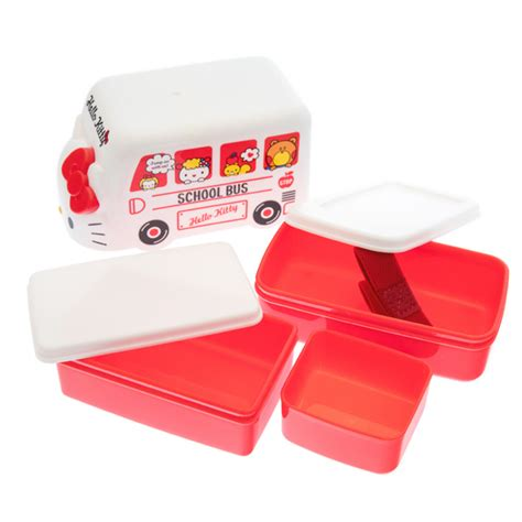 Lunch Box Hello 2 Susun japan centre sanrio hello bento lunch box hello