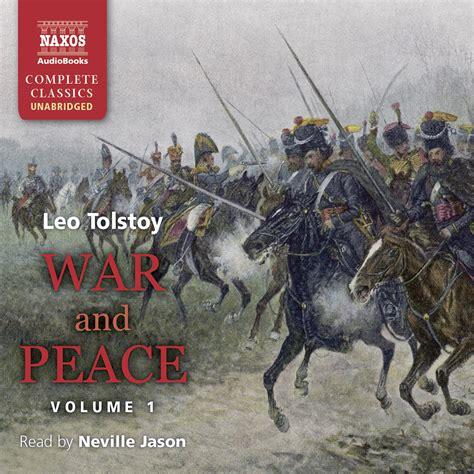 theme music war and peace war peace volume i unabridged naxos audiobooks