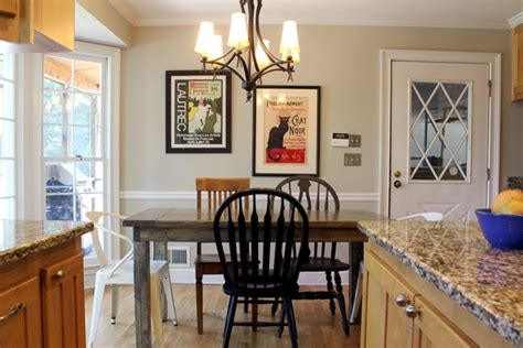 Kitchen Cabinets Chattanooga by Mini Kitchen Makeover I Sort Of The Word Greige