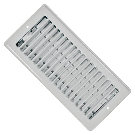 imperial rg0133 louvered design ceiling register 4 in h x