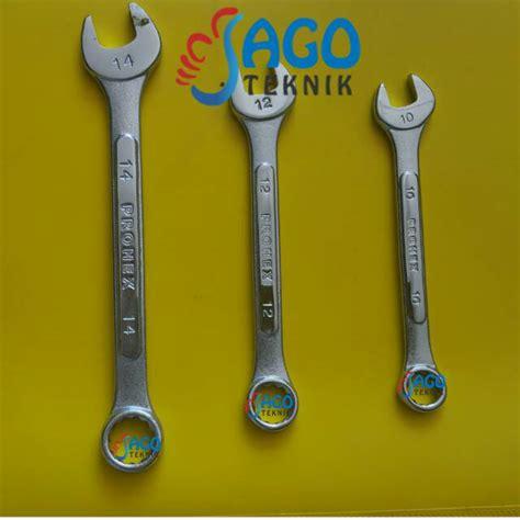 Kunci Pas Ukuran 10 jual kunci ring pas prohex ukuran 10 12 14 kunci ring pass jago teknik