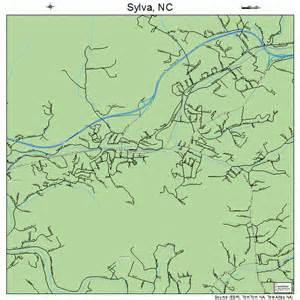 sylva carolina map sylva carolina map 3766500