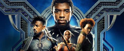 black cinema black panther il trailer e data di uscita