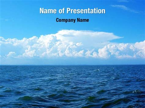 powerpoint templates free download ocean royal blue sea powerpoint templates royal blue sea