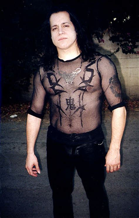 glenn danzig tattoo pics photos pictures of his tattoos
