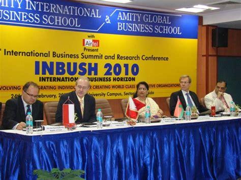 Iilm Mba Average Salary by International Business Amity International Business