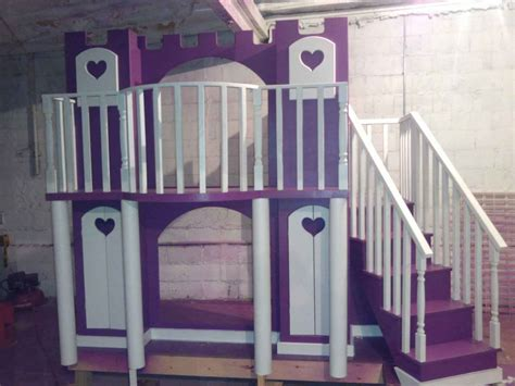 castle bunk beds for girls girls castle loft bed feel the home