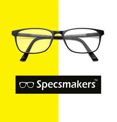 latest styles of glasses & rimless specs for men and women