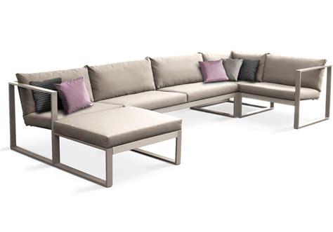 outdoor modular lounge furniture modular lounge system cima lounge collection fueradentro outdoor design furniture