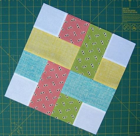 Basic Block Quilt by Woven Square Quilts Quilting
