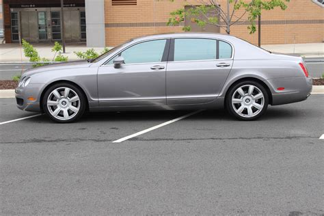 2006 bentley flying spur 2006 bentley continental flying spur stock 6ncg8051361a