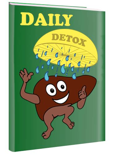 Everyday Detox Book by Your Liver Fall 2016 Nutrition Julie