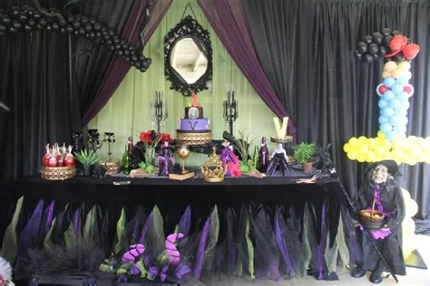 17 best images about descidents on disney glitter cake and chair covers