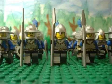 Lego Knights War lego knights go to war daikhlo