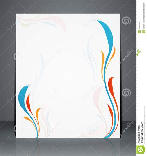 layout of a cover 9 best images of magazine layout cover abstract colorful