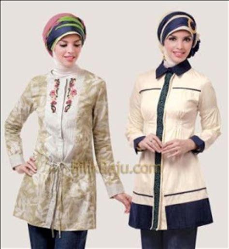 model busana santai trendy gambar model busana muslim terbaru 2013 yang lagi trendy