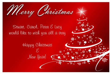 printable christmas messages free christmas card templates excel pdf formats