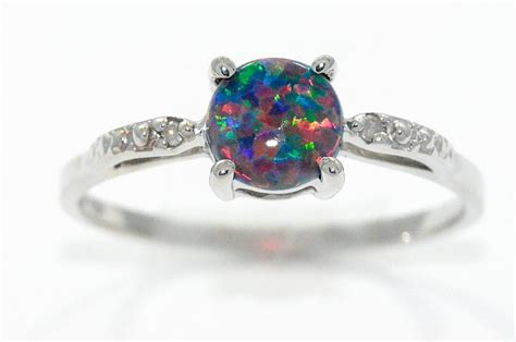 Design Your Own Wedding Ring Australia by 15 Best Collection Of Australia Opal Engagement Rings
