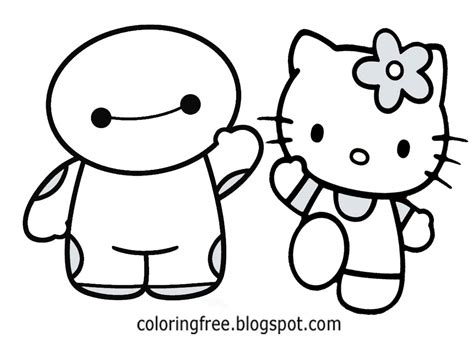 Free Coloring Pages Printable Pictures To Color Kids Drawing Ideas Big Hero 6 Coloring Pages Drawing For To Color