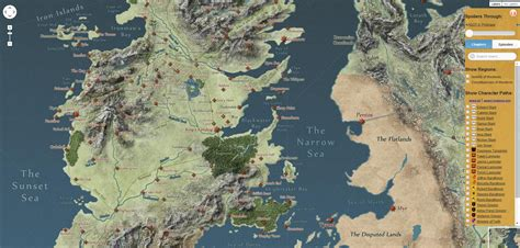 map of essos an interactive map of westeros and essos anibundel