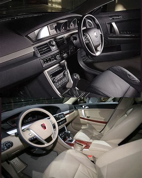 Mg6 Interior by Mg6 Gt Tse 1 8 From The Captain S Chair
