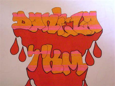 imagenes que digan daniela daniela graffitis imagui