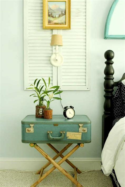 Decorating Ideas Using Suitcases 30 Fabulous Diy Decorating Ideas With Repurposed