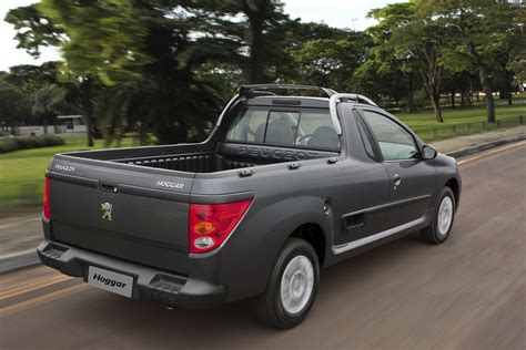peugeot pickup peugeot hoggar pickup truck version of 207 fully revealed