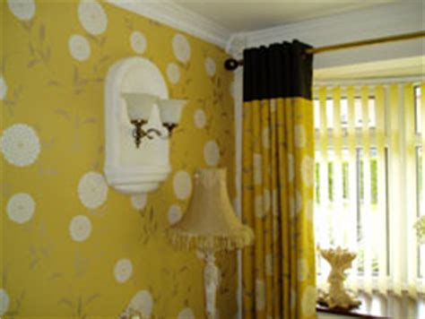 curtains and matching wallpaper handmade curtains curtain making and soft furnishings