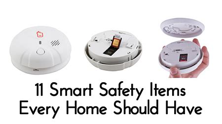 items every home should have 11 smart safety items every home should have lil moo
