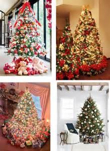 Decorate A Christmas Tree ため息が出るほど美しいクリスマスツリーと最高にお洒落な飾り方